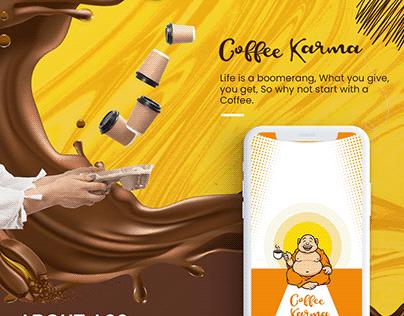 Coffee Karma: An Exclusive App to Share Good Karma