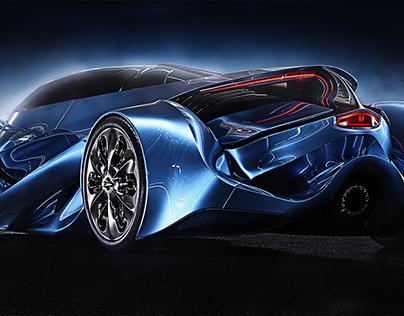 XC 04, supercar concept