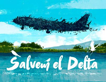 Free Delta - Salvem el Delta