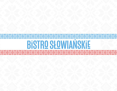 Brand Identity - Bistro Słowiańskie