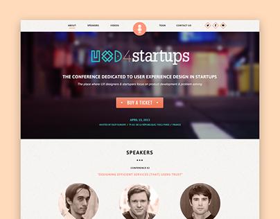 UXD4startups