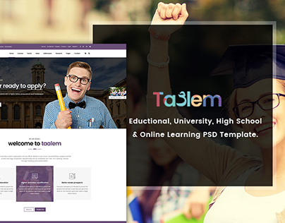 Taalem - Education, University & Online Learning Design