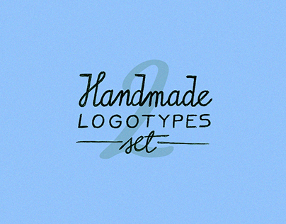 Handmade LOGOTYPES #2