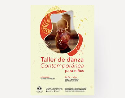 Afiches / Portal 271 Centro Cultural