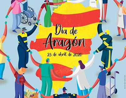23 de abril 2020, Día de Aragón