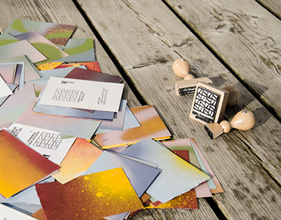 vagabond yoga heidelberg – corporate design