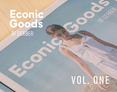 Econic Goods of Gerber – Sustainable Retail Newspaper