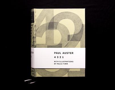 4321 – Paul Auster