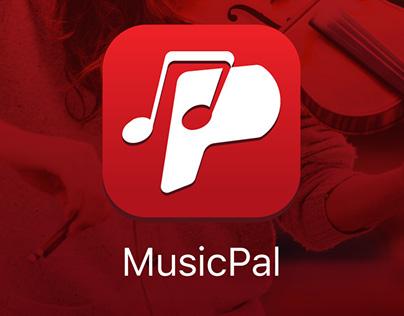 MusicPal App