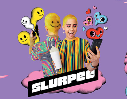 Angela Ho for Slurpee