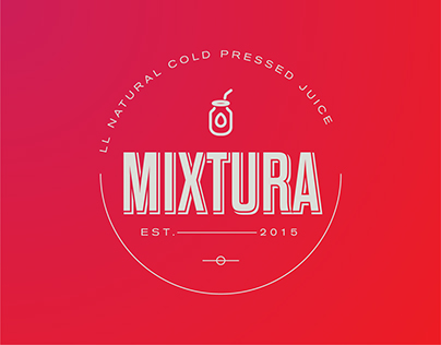 Branding / Mixtura: Juice Bar