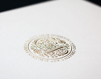 Bespoke Portfolio Design Wedding Photography - Wax Seal