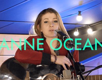 Jeanne Oceano - Tell me | SATURNE LIVE SESSION