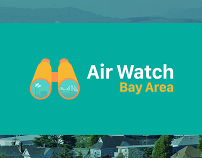 Air Watch Bay Area: Brand and Website Design
