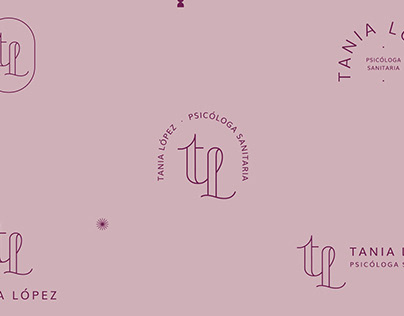 Visual Identity – Tania López Psychologist