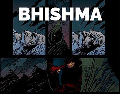 Bhishma / Kurukshetra / Mahabharata Comic App / India