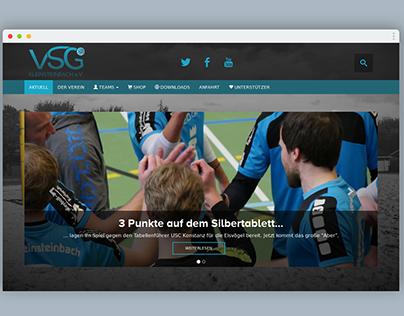 VSG-Kleinsteinbach Website