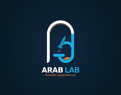 Medical lab logo design