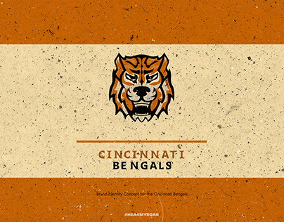Cincinnati Bengals Rebrand Concept