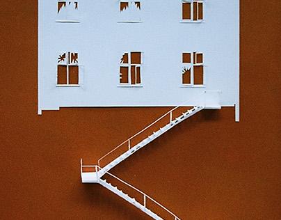 Week 3: Peter Callesan, Paper craftsman