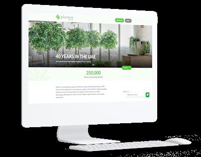 Planters Group Website