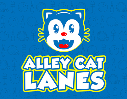 Identity Process Book: Alley Cat Lanes