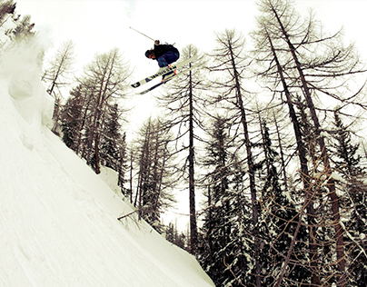 ROSSIGNOL - freeride collection FW1011