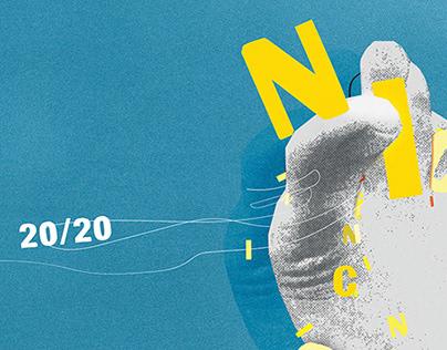 NICE - 20/20 Poster