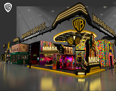 Warner Bros. - CCXP 2019