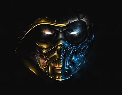 Mortal Kombat Movie Posters
