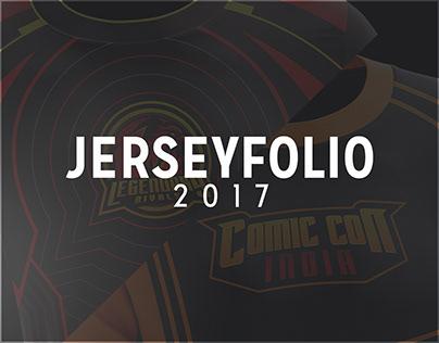 Jersey Designs - 2017