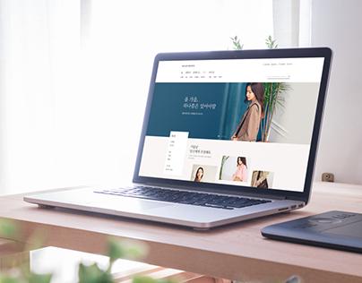 Marymond website renewal