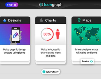Icongraph App