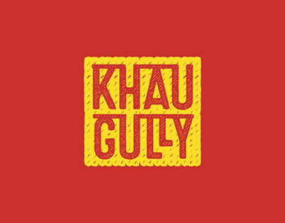 Khau Gully Toronto Indian Resto-Bar Branding