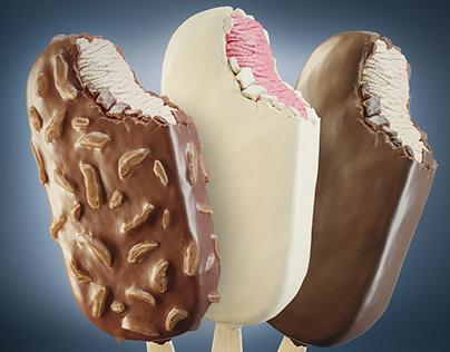 Ice Cream / CGI
