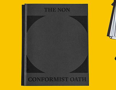 The Non Conformist Oath