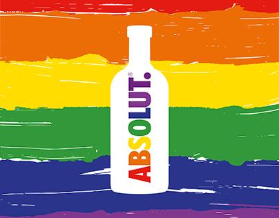 ABSOLUT LGTB+