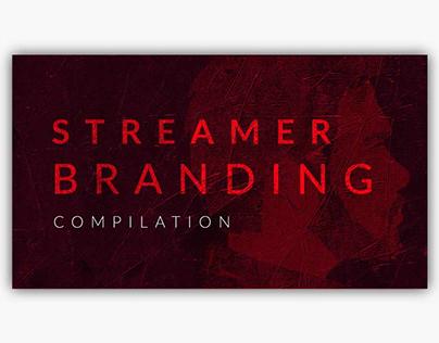 GAMER/STREAMER BRANDING