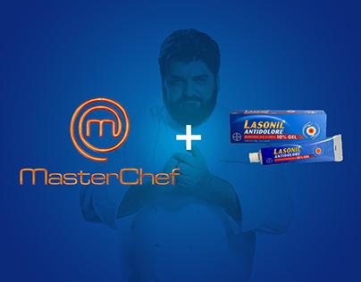 MasterChef + LASONIL   Activation