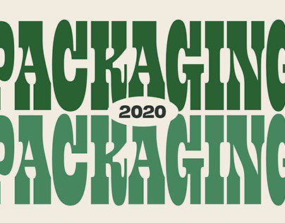 Packaging Projects (2020)