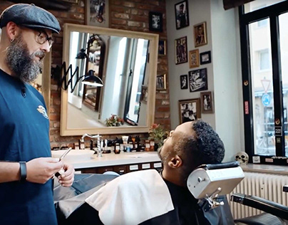 Barber Talks - Men Expert