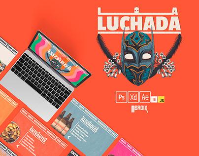LA LUCHADA