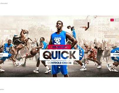 Nike Jordan Brand - Quickness Revealed