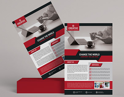 Corporate Bussiness Flyer