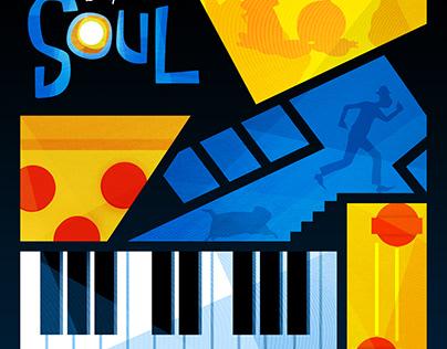 "Disney and Pixar's ""Soul"" Soundtrack Cover Concept"