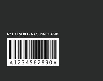 """""""Metros Cuadrados"""" - Diseño editorial (revista física)"""