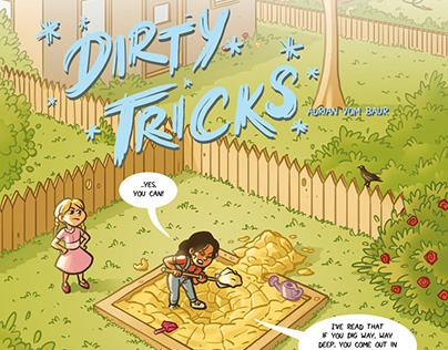 Dirty Tricks (comic)
