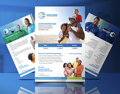 Eastend Medical Flyer Bundle