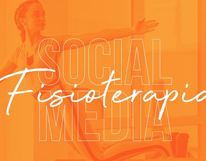 Social Media - Fisioterapia