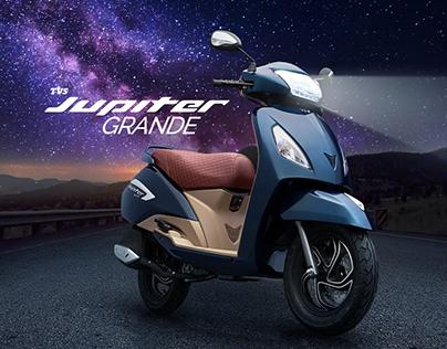TVS Jupiter #HarSafarGrand
